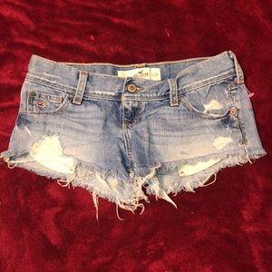 Vintage Hollister shorts